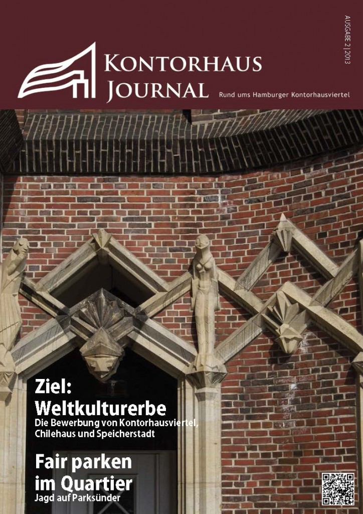 Kontorhaus Journal Nr. 15 (2013 II), Titel