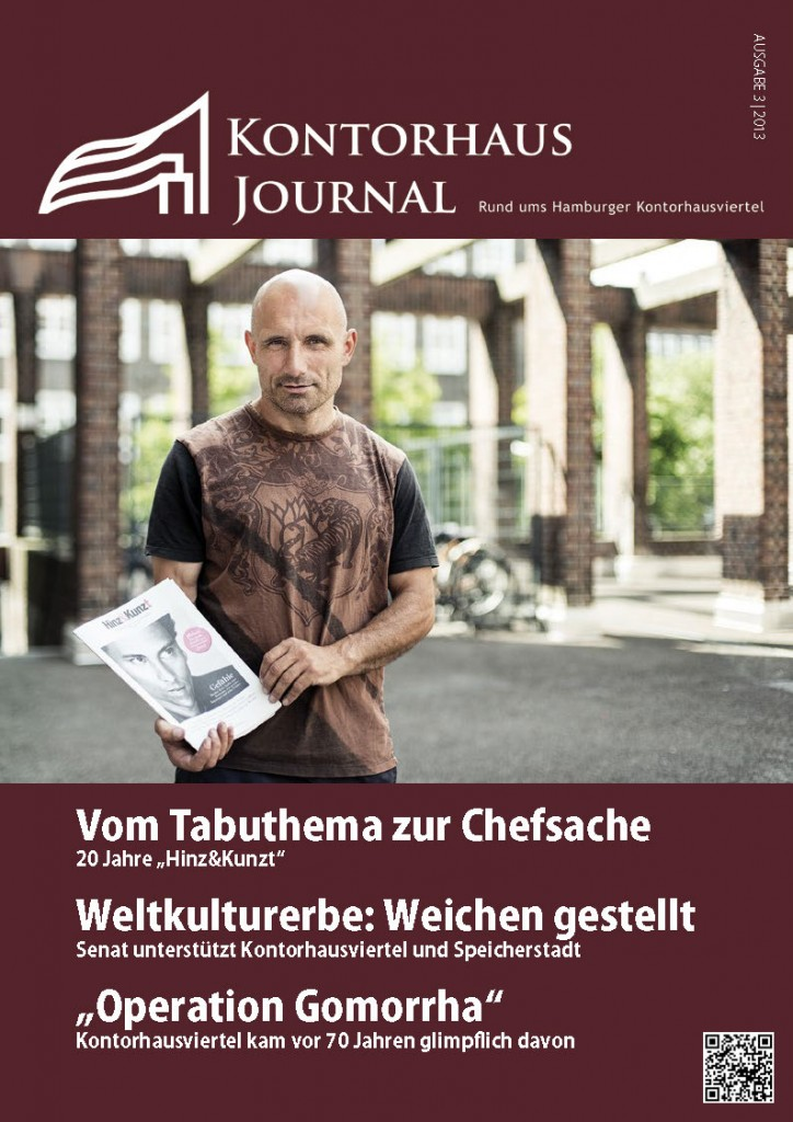 Kontorhaus Journal 16 (3/2013), Titel
