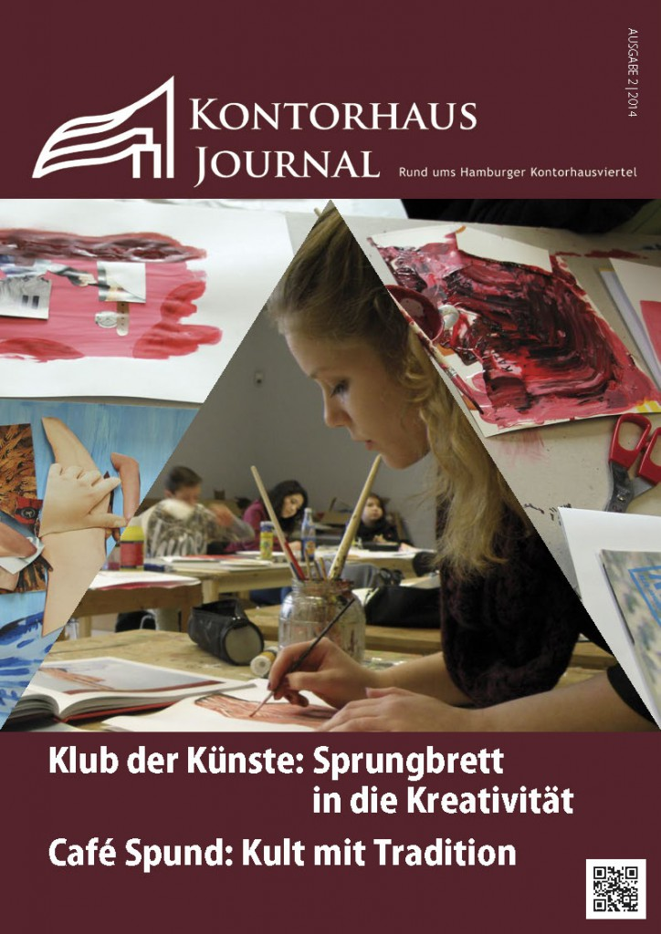 Kontorhaus Journal 19 (2/2014)