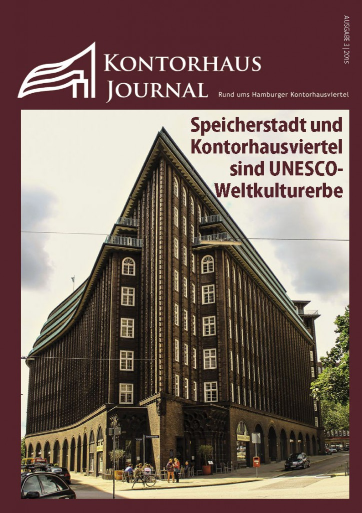 Kontorhaus Journal 24 (2015/3)