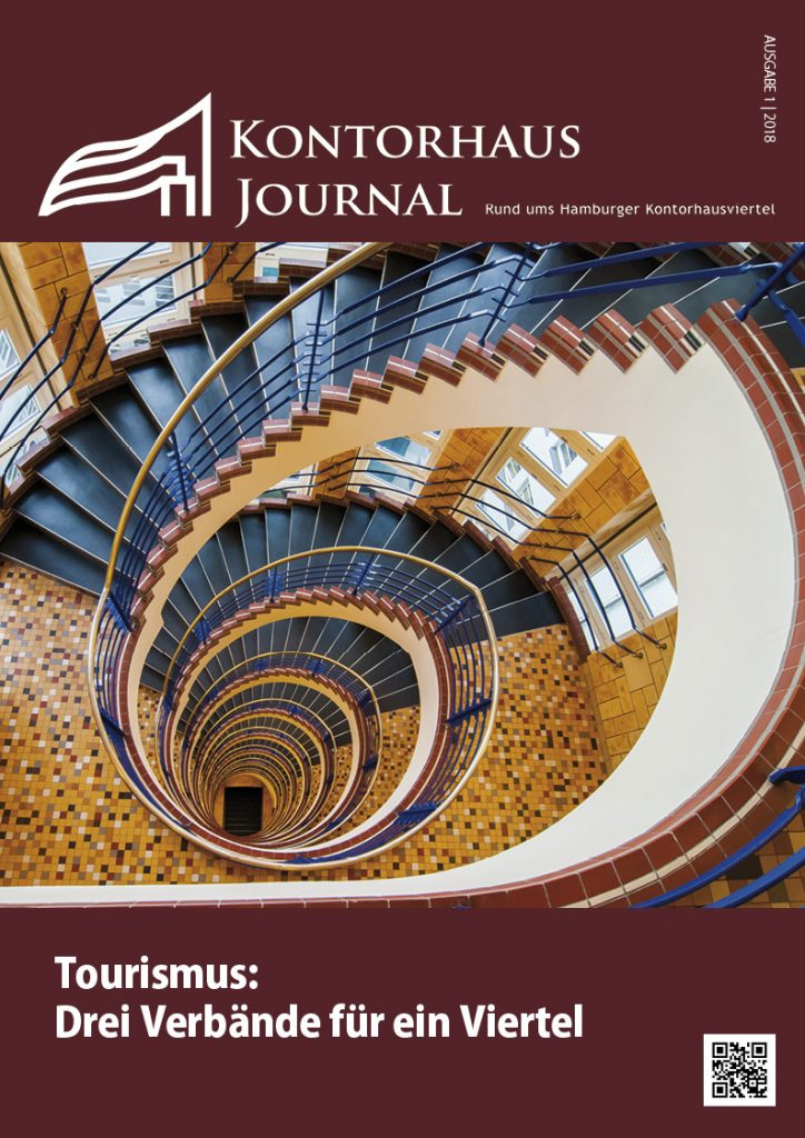 Kontorhaus Journal 34 (2018 I)
